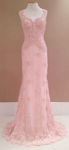 2017 New Style Prom Dress Blush Pink Evening