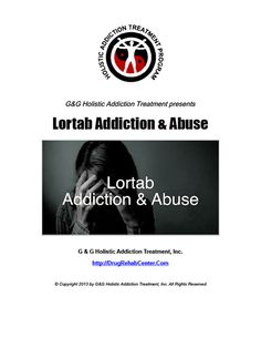 This Special Report discusses Lortab Addiction and Abuse.