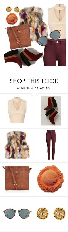 """""""Needs More"""" by chelsofly on Polyvore featuring Alba Moda, Zadig & Voltaire, Accessorize, Ray-Ban and Chanel"""