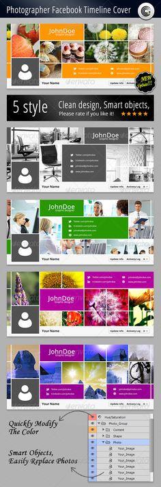 Photographer FB Timeline Cover - Facebook Timeline Covers Social Media