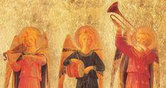 Fra Angelico Angel Hallelujah chorus