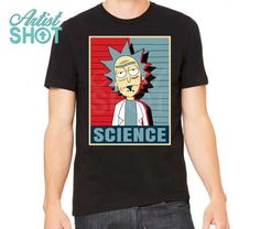 befabaa5 Rick and Morty Science #tshirts #tshirtprinting #clothing #men #science  #funny