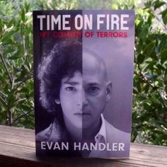 Giveaway – Time on Fire by Evan Handler – Ends 5/4/13