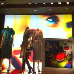 LK By Lincoln Keung: Gucci Visual Merchandising -- Harbour City in Hong Kong