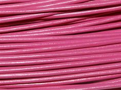 Greek Leather Cord 1.5mm - Pink from Nosek's Just Gems