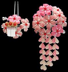 Pink Dianthus (Nadeshiko flowers)