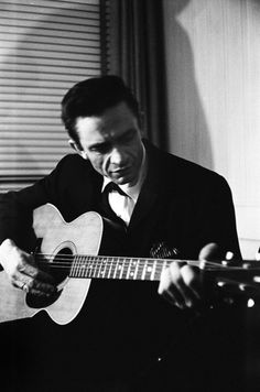 """""""I learn from my mistakes. It`s a very painful way to learn, but without pain, the old saying is, there`s no gain."""" Johnny Cash"""