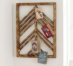 "Above the fireplace?   Glided Arrow Panels.  $99. 18""w x 26"" h.  Mango wood.  Hand painted burn wax and gold leaf finish."