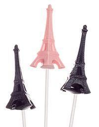 Eiffel Tower Pops Mold