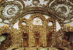 Crypt of the monastery of Santa Maria della Concezione (Capuchin Cemetery), Rome, Italy
