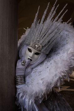 Venetian Carnival. Now *that's* my idea of a masquerade.