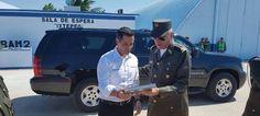 Anuncia Cienfuegos 100 Millones Para Base Militar Y Aeropuerto En Ixtepec