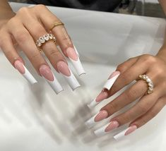 Simple Acrylic Nails, Square Acrylic Nails, Best Acrylic Nails, Garra, Glow Nails, Exotic Nails, Nails Only, Coffin Nails Long, Luxury Nails