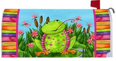 Garden flags, house flags & decorative flags - the most complete selection of decorative flags, mailbox covers and doormats online. Decorative flags, mailboxes and doormats for all seasons and holidays. Garden Flag Holder, Welcome Flowers, Magnetic Mailbox Covers, Frog Statues, Garden Frogs, Doodle Coloring, Adult Coloring, Garden Figurines, Ceramic Birds