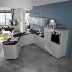 Kitchen Design By CELTIS Cuisines Originales Pinterest - Cuisine celtis