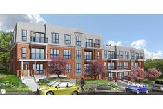 Le BROCK Laval, Loft, Construction, Multi Story Building, Home, Building, Lofts
