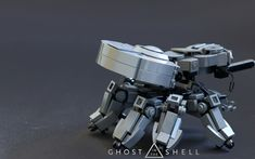 Ghost In The Shell T08A2 Spidertank | by Gamabomb