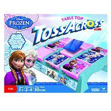 Disney Frozen Toss Across Tabletop Game