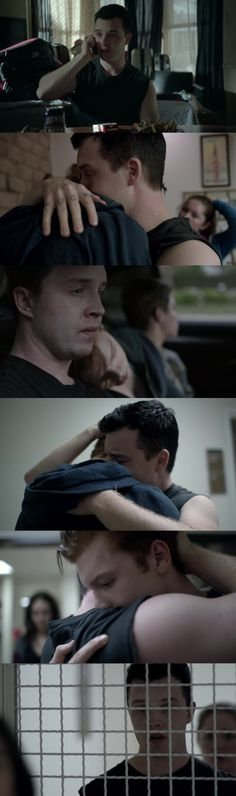 This episode was heartbreaking, Mickey loves Ian so much I just can't. And the acting was phenomenal, Cameron Monaghan and Noel Fisher did an amazing job!