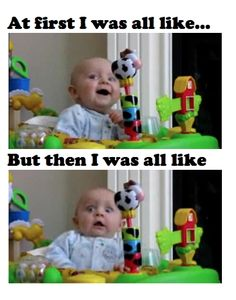 awesome Baby humor mems part (1)