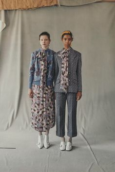 Erdem Resort 2019 Fashion Show Collection: See the complete Erdem Resort 2019 collection. Look 12