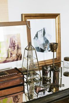 Photo by Miha Matei  GLAMOUR Chic Peek: Luv Aj's Amanda Thomas Takes Us on a Tour of Her Home (a.k.a. an Accessories Wonderland!)
