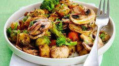 Tex Mex, Kung Pao Chicken, Chicken Wings, Shrimp, Healthy Recipes, Healthy Food, Food And Drink, Favorite Recipes, Salad