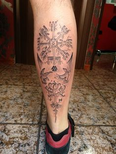 Tatuagem - Tatuagem You are in the right place about Tatuagem Tattoo Design And Style Galleries On The Net – - Viking Tattoo Symbol, Norse Tattoo, Viking Tattoo Design, Irish Tattoos, Celtic Tattoos, Viking Tattoos, Warrior Tattoos, Mini Tattoos, Leg Tattoos