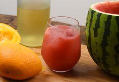 9 jeges dinnyekoktél, ha felfrissülni vágysz Smoothies, Watermelon, Fruit, Drinks, Food, Smoothie, Drinking, Beverages, Essen