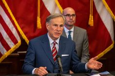 Texas Governor Signs Law To Stop Teachers From Talking About Racism   HuffPost Dan Patrick, Texas Governor, Texas Law, One America News, Greg Abbott, Conservative Republican, New York Times Magazine, Health Department, Oppression