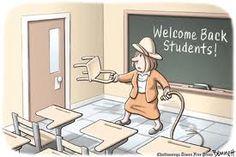How teachers feel...