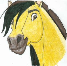 Spirit: Stallion of the Cimarron by 0ash0 - Fanart Central