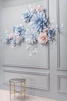 Wedding Paper Flower Backdrop Alternative Paper Flower Arch Paper crafts and pap. - Wedding Paper Flower Backdrop Alternative Paper Flower Arch Paper crafts and paper flowers - Large Paper Flowers, Paper Flowers Wedding, Paper Flower Wall, Wedding Bows, Flower Wall Decor, Wedding Paper, Diy Flowers, Diy Wedding, Arch Wedding