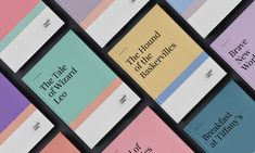 """Check out this @Behance project: """"Family Tales — Identity & Book Design"""" https://www.behance.net/gallery/50057363/Family-Tales-Identity-Book-Design"""