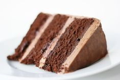 If I had to pick just one chocolate cake from my entire repertoire of cakes to eat and serve this would be the one. While my American Mud Cake is rich and decadent and amazingly delicious, this Quintessential Chocolate Cake is so versatile and all-encompassing that you could serve it to anyone for any occasion. Need a great chocolate … Continue reading Quintessential Chocolate Cake with Whipped Chocolate Frosting →
