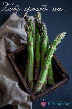 A Ty jaki masz sposób na szparagi?/What's your favorite asparagus recipe? www.fitlinefood.com