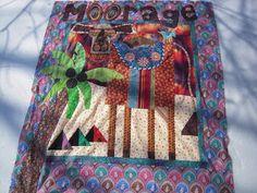 Moorage quilt