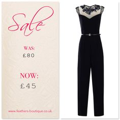 Little Mistress Plus Size Embellished Playsuit #sale #feathersboutique #liverpool #love #fashion #fashionista #style #stylist #clothes #clothing #ootd #fbloggers #bbloggers #bloggers #blogging #blog #picoftheday #photooftheday #outfit #littlemistress #curvy #plussize #maxidress #dress