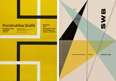 Hans Neuburg | Graphic Design (Swiss / International)