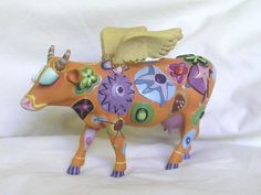 Beautiful Angeli Cow by Cow Parade