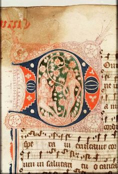 Missal (noted; use of Utrecht) Place of origin, date: Utrecht; c. 1425-1450