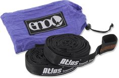 Gotta get this for the Hammock!    ENO Atlas Hammock Suspension System - Free Shipping at REI.com