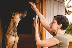 Elke Vogelsang Photo For Blog Q&A by Klassy Goldberg, via 500px