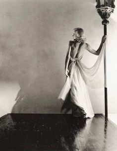 Ginger Rogers, 1936 photographed by Horst P Horst.