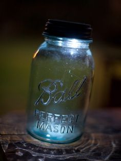 Solar Mason Jar Lights - Bourbon & Boots