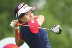 Pei-Ying Tsai Photos Photos - Pei-Ying Tsai of Taiwan hits her tee shot on the 1st hole during the first round of the Nipponham Ladies Classics at the Ambix Hakodate Club on July 8, 2016 in Hokuto, Japan. - Nipponham Ladies Classics - Day 1