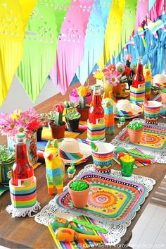 How To Decorate Wedding Taco Bar ❤ See more: http://www.weddingforward.com/wedding-taco-bar/ #wedding #decor