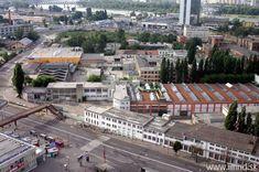 Kablovka v roku jej zániku Bratislava, Paris Skyline, Nostalgia, Travel, Voyage, Viajes, Traveling, Trips, Tourism
