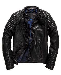 Jacket Cazadora Y Leather De Imágenes 30 Mejores Jackets Cuero xwfUFxYq