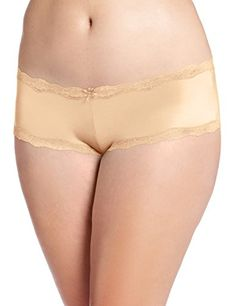 Maidenform Women's Microfiber Scallop Lace Cheeky  Hipster Panty, Latte Lifty, 5 Maidenform http://www.amazon.com/dp/B007WBRM10/ref=cm_sw_r_pi_dp_ih2Wvb06RD0TM